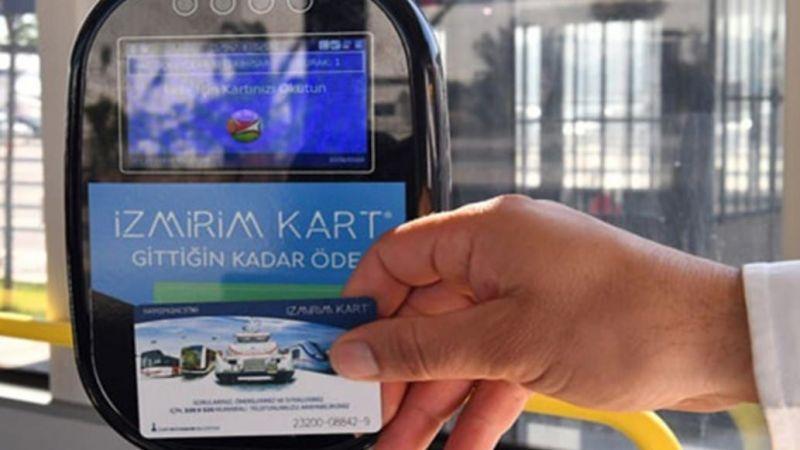 İzmir'im Kartlar ulaşıma kapatılabilir