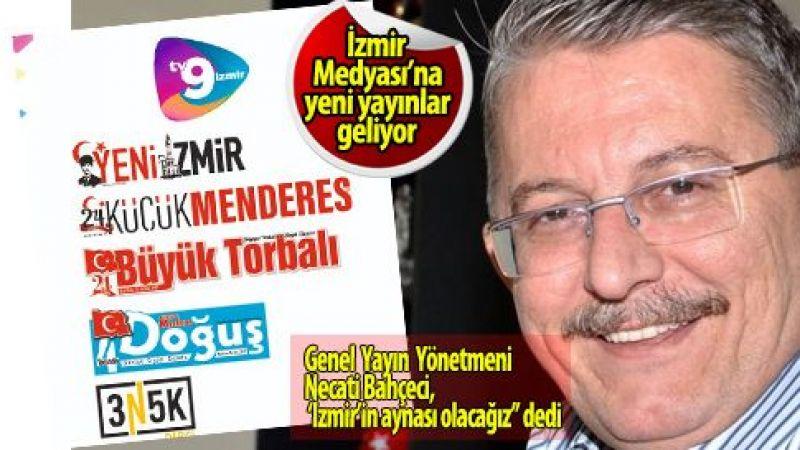 Necati Bahçeci Aris Medya Genel Yayın Yönetmenliği'ne getirildi