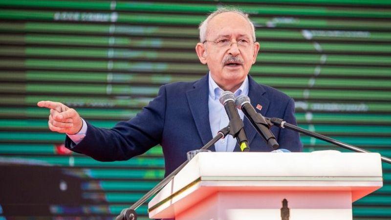 Kılıçdaroğlu'ndan İzmir'e bir temel, bir müjde