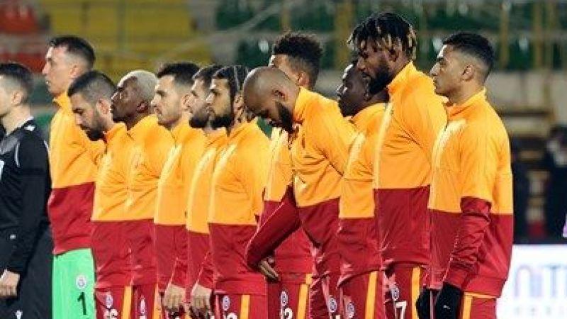 Galatasaray Aytemiz Alanyaspor'u 1-0 yendi