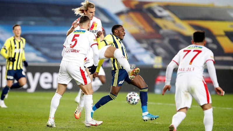 Göztepe, Fenerbahçe'yi evinde yendi