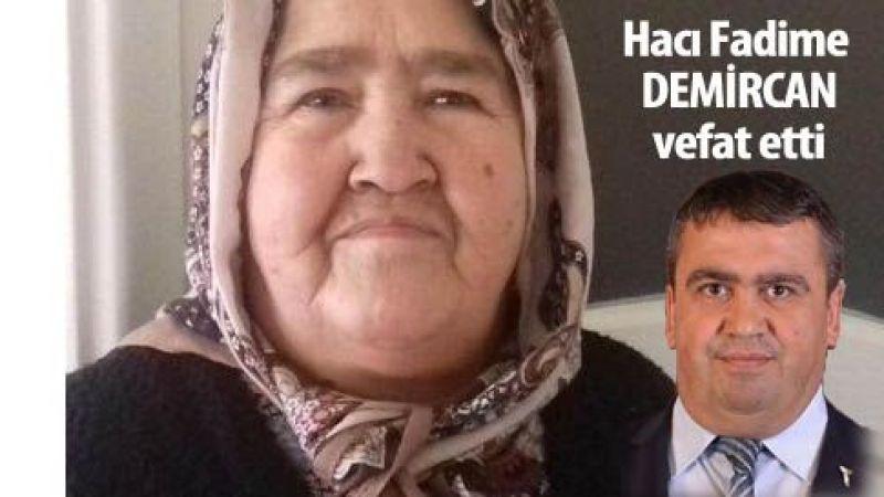 Murat Demircan'ın acı günü