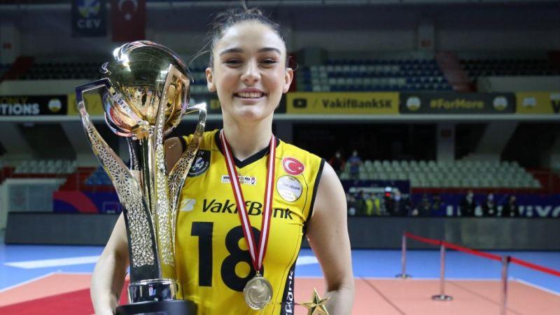 VakıfBank, yedinci kez şampiyon