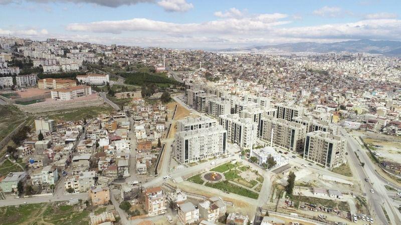 Uzundere Karabağlar'ın örnek mahallesine dönüşüyor