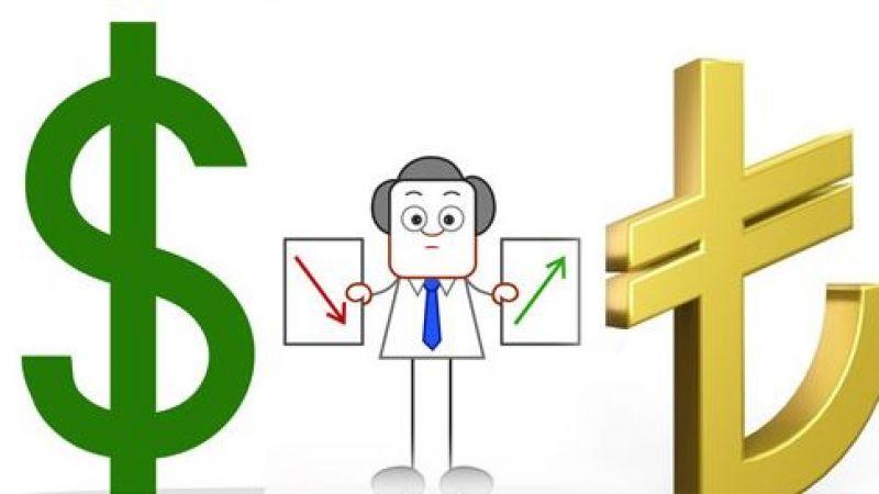 Türk lirası değer kazandı, dolar kaybetti