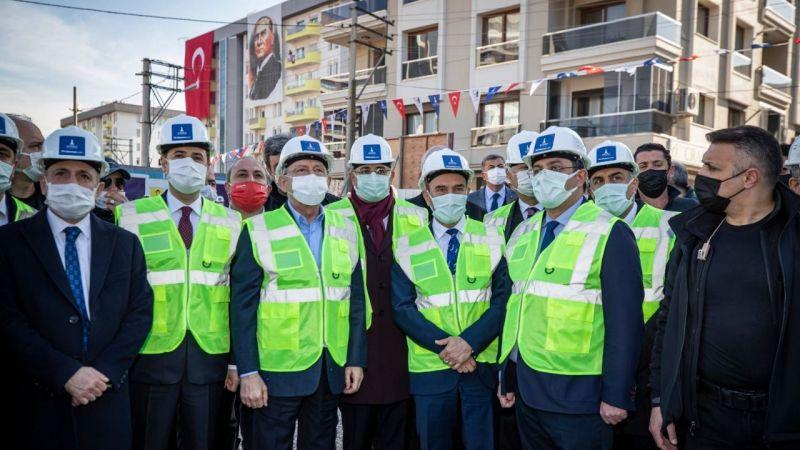 Örnekköy'deki kentsel dönüşüm Türkiye'ye örnek olacak