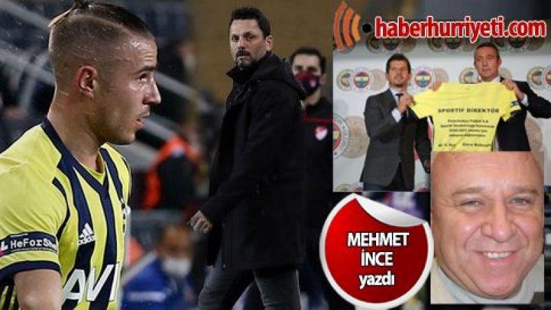 Fenerbahçe'nin kamburu sportif direktörlük