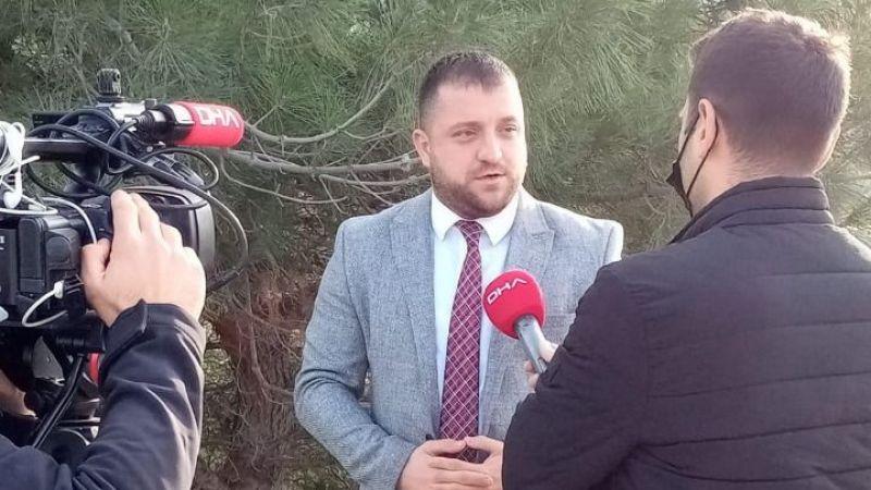 Pınarbaşı'nda Taş Ocağı isyanı