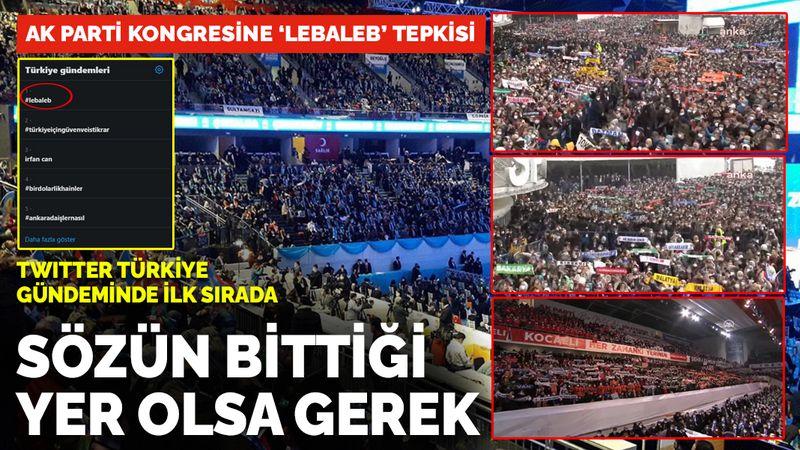 """#lebaleb"""" TT oldu"""