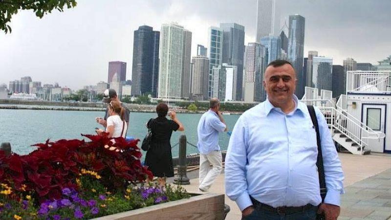 Gazeteci Metin Türkyılmaz sonsuzluğa uğurlandı
