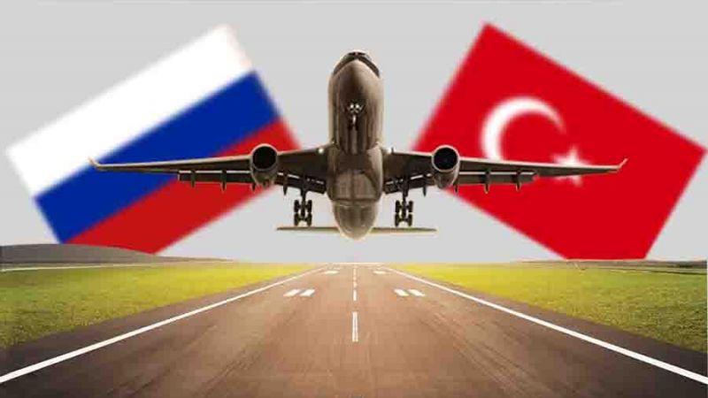 Rusya uçuş yasağını kaldırdı, Türkiye'ye giriş kuralları belirlendi