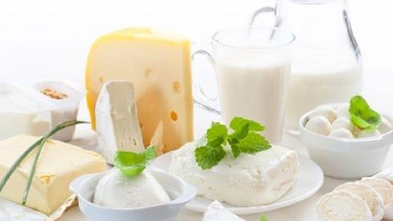 Türkiye'nin içme sütü, yoğurt ve tereyağ üretimi azaldı