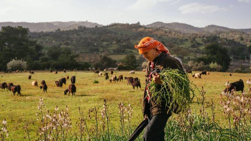Orhanlı köylüleri enerji santralı toplantısına tepki gösterdi