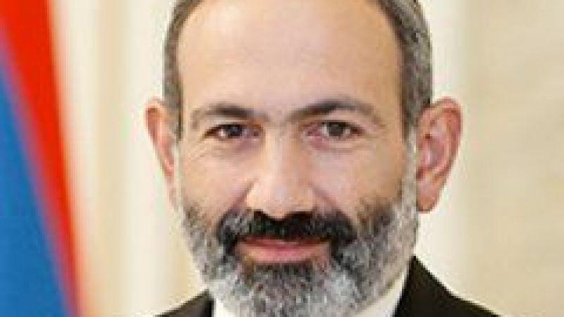 Paşinyan yeniden Ermenistan Başbakanı