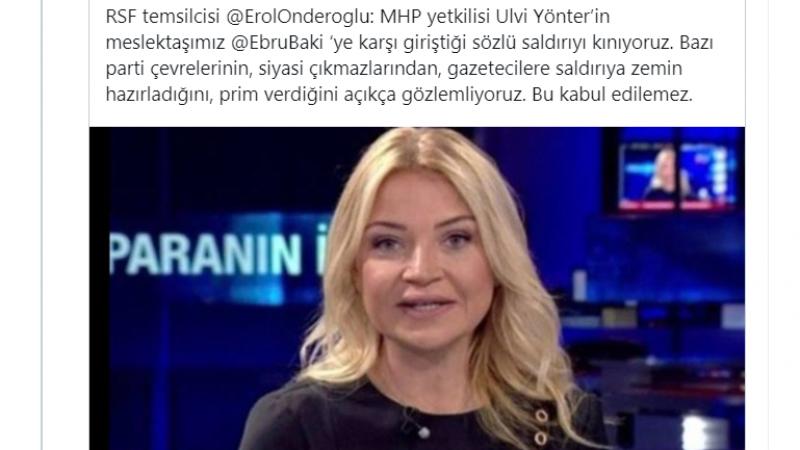 İki TV kanalının Ankara temsilciliği birleştirildi