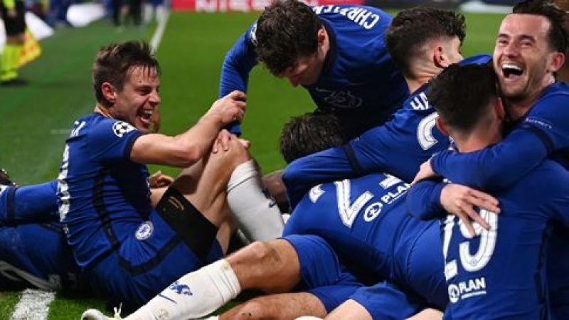 Şampiyonlar Ligi'nde son finalist Chelsea oldu