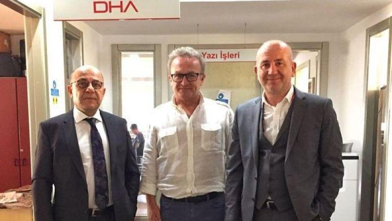 DHA İzmir Şefliği'ne Serdar Yılmaz getirildi