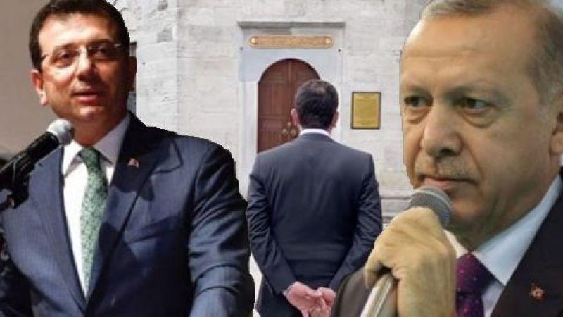 İmamoğlu'ndan Erdoğan'a anında yanıt