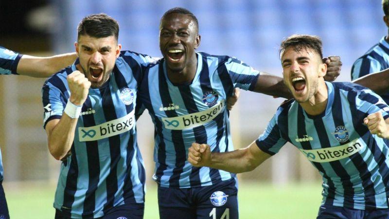 Adana Demirspor Süper Lig'de