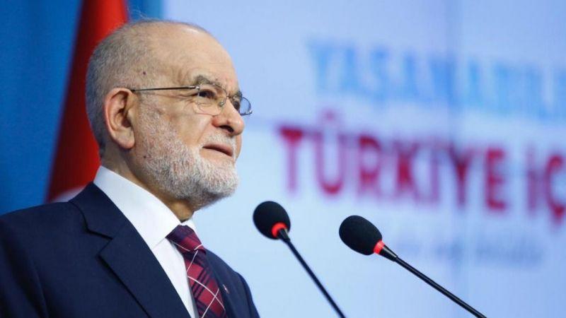 """Karamollaoğlu:""""İçişleri Bakanı aklanmak istiyorsa bir an önce istifa etmelidir"""""""