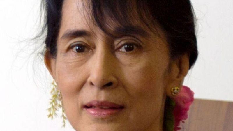 Nobel Barış Ödüllü lidere darbe yapıp oy sahtekarlığından hapse attılar