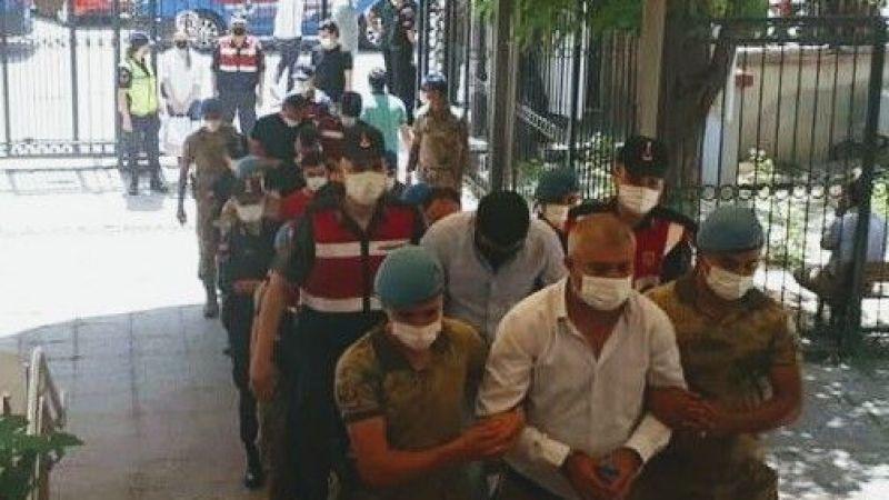 İzmir'de Jandarma'dan rüşvet operasyonu' na 4 tutuklama
