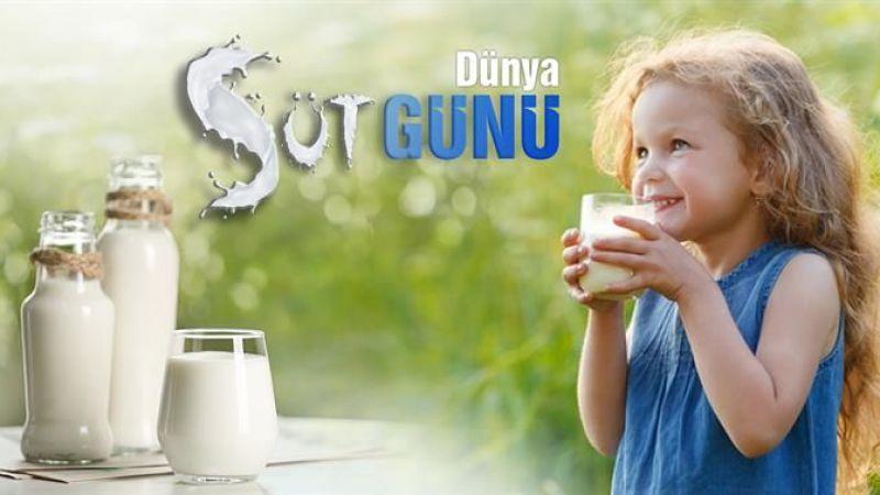 Sağlıklı toplum için herkese süt