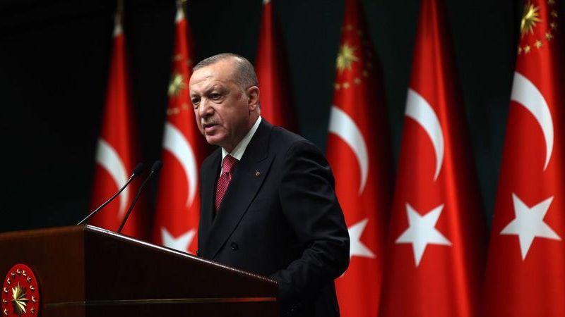 """Erdoğan: """"Haziran'ı aşı seferberliği ayına dönüştüreceğiz"""""""