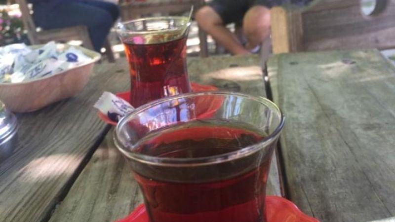 Urla'da dengesiz çay fiyatları