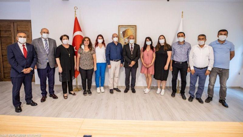 İzmir Büyükşehir'de memurlara yüzde 27 zam