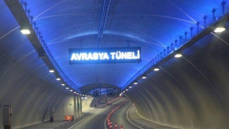 Avrasya Tüneli geçici olarak trafiğe kapatıldı