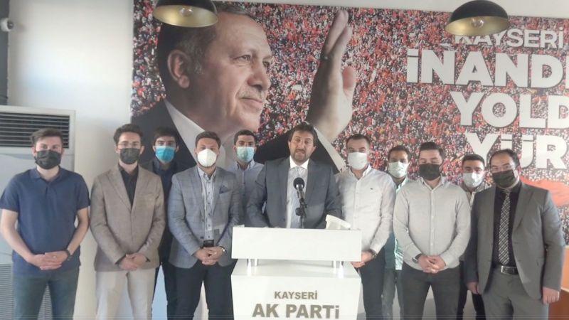 AK Parti ve CHP arasında dava tartışması