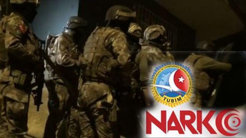 Narko operasyon: 480 kilo eroin ele geçirildi