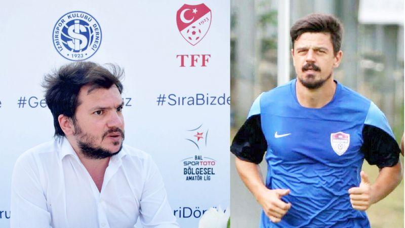İzmirspor'da Tolga Çavdar, kadro dışı bırakıldı