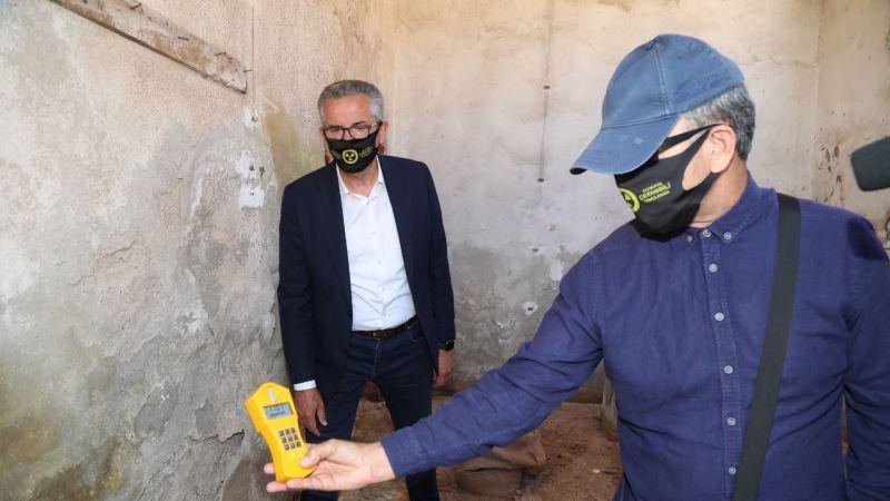 Gaziemir'de Şok Ölçüm