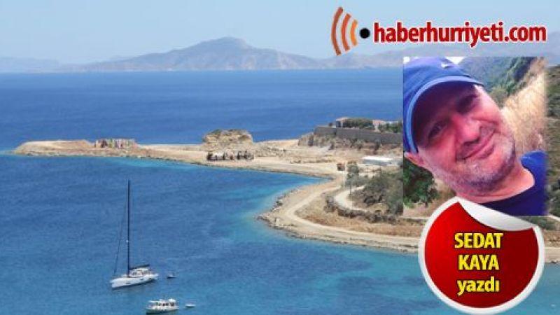 Datça'da kaçak liman iddiası