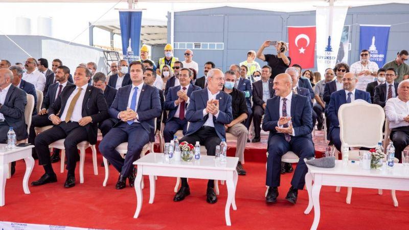 Avrupa'nın en büyük entegre katı atık yönetim tesisi Ödemiş'te açıldı