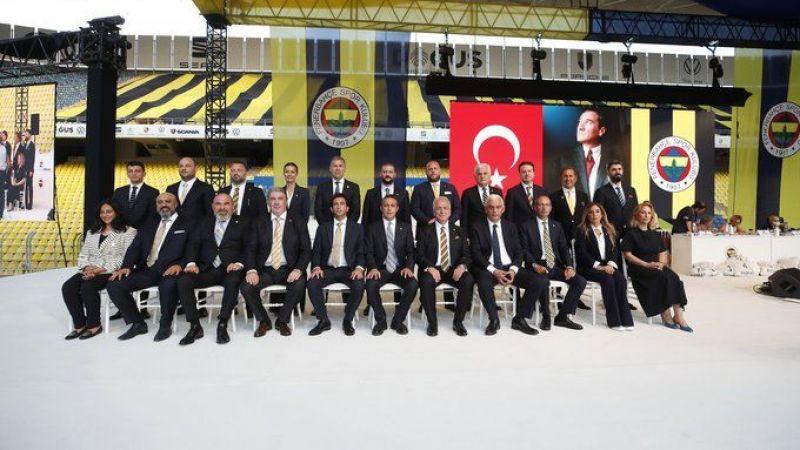 Fenerbahçe'de Ali Koç güven tazeledi