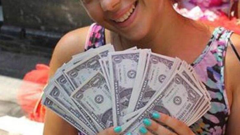 Cömert müşteri 140.000 lira bahşiş bıraktı