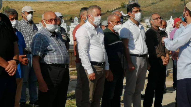 Doktor Özkan Görgülü son yolculuğa uğurlandı