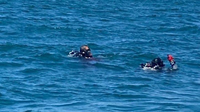 Denizi kürtaj yapan kaçak avcılara baskın