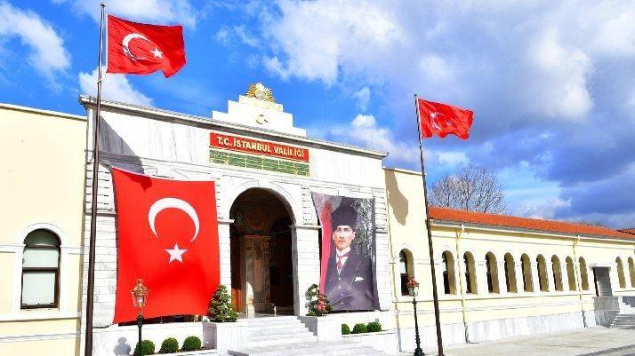 İstanbul Valiliği'nden ''koruma'' açıklaması