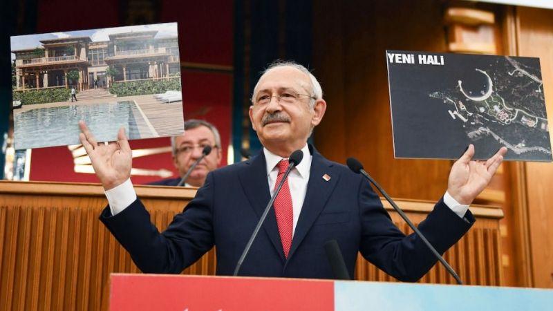 Kılıçdaroğlu: ''Öyle bir düzen inşa ettiler ki, haramilerin düzeni''