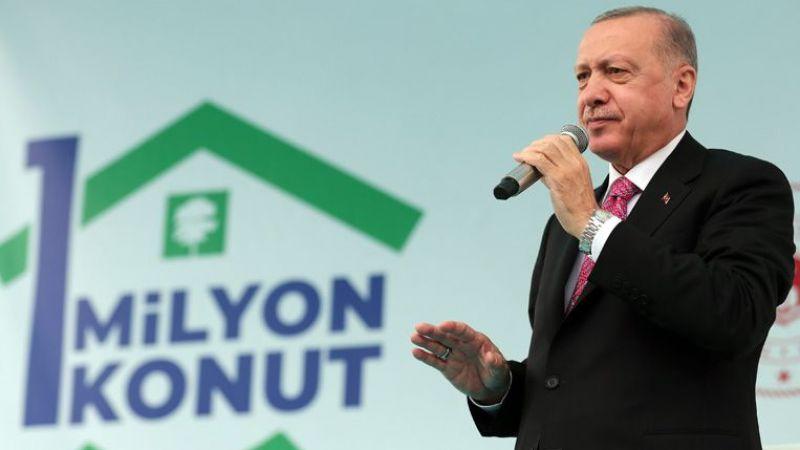 """Erdoğan: """"Dünyada kimsenin başaramadığını biz gerçekleştirdik"""""""