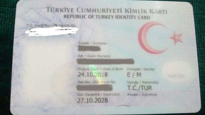 15 yaş altı çocukların kimlikleri e-Devlet üzerinden alınabilecek