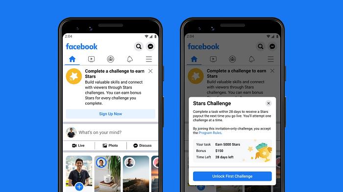 Facebook, özgün içerik üretenlere 1 milyar dolar verecek