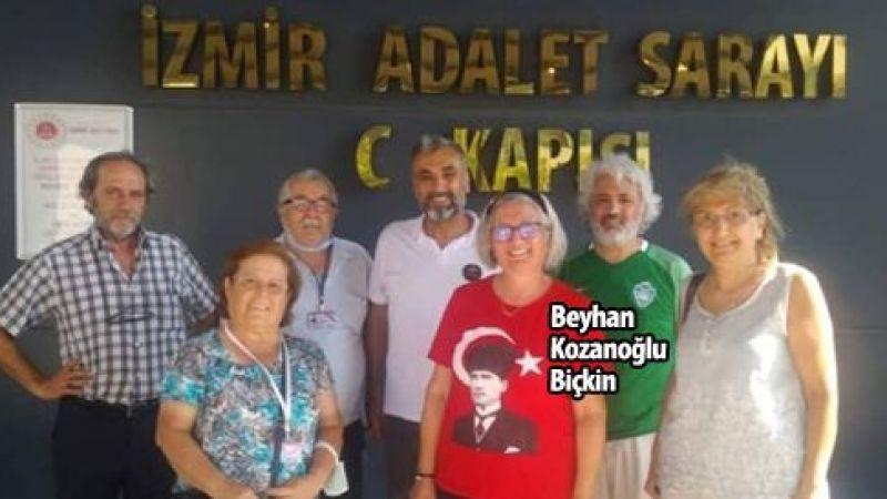 Gazeteci Yazar Beyhan Kozanoğlu Biçkin gözaltına alındı