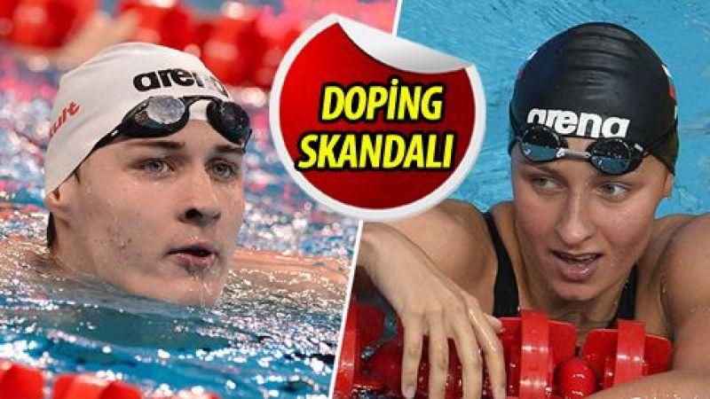 Rus yüzücüler Tokyo Olimpiyatları'nda yarışamayacak