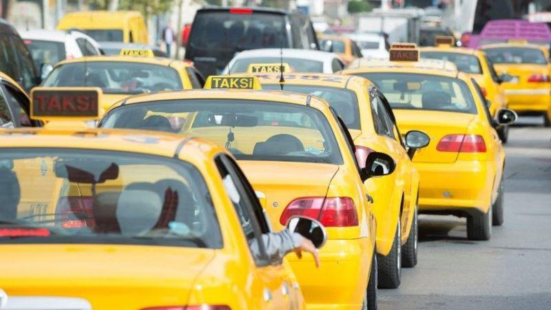 Müşterileri kazıklayan 397 taksinin güzergah izinleri askıya alındı