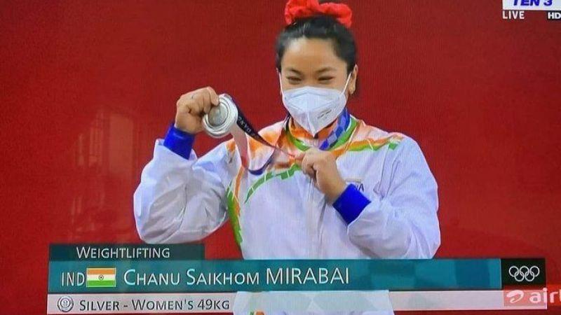 Olimpiyat rekoru kıran HOU Zhihui altın madalyayı kaptı
